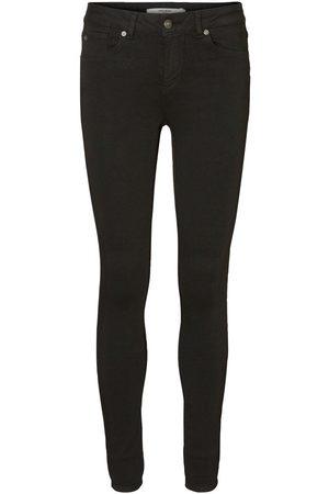 Vero Moda Lux Regular Waist Slim Fit Jeans Damen