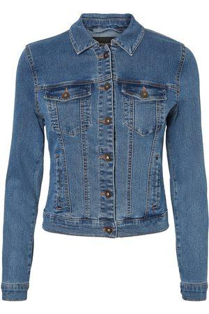 Vero Moda Kurze Jeansjacke Damen