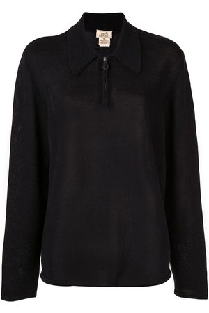 Hermès Pre-owned Pullover mit Reißverschluss