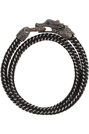 John Hardy Gewickeltes 'Naga' Armband