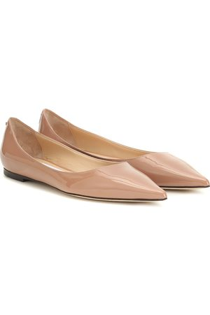 Jimmy choo Ballerinas Love aus Lackleder