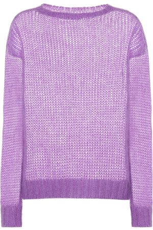Prada Pullover aus einem Mohairgemisch