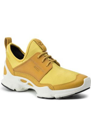 Ecco Sneakers - Biom C 80030351345 Olive Oil/Canary