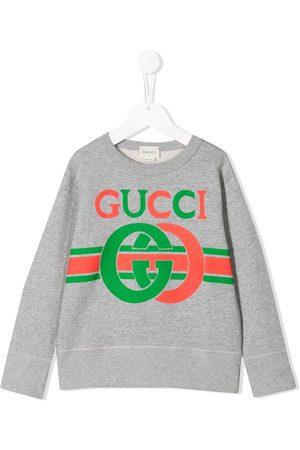 Gucci Sweatshirt mit Logo