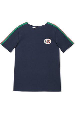 Gucci T-Shirt mit Webstreifen