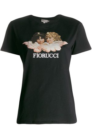Fiorucci Damen T-Shirts, Polos & Longsleeves - Angels T-shirt