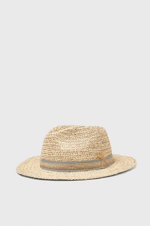 Zara Herren Hüte - Hut mit abgesetztem band