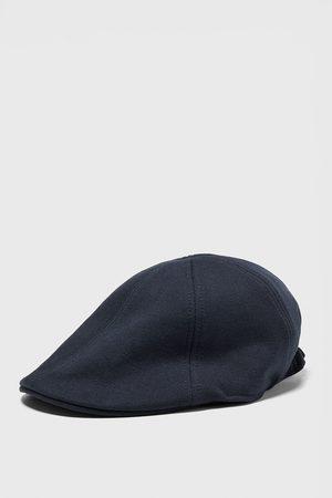Zara Herren Caps - Baseballcap aus pikee