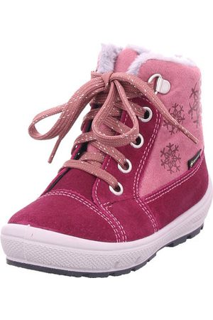 Superfit Moonboots Groovy,ROT/ROSA