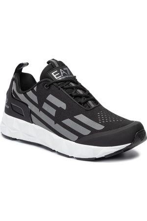 EA7 Sneakers - X8X033 XCC52 N629 Black/Silver