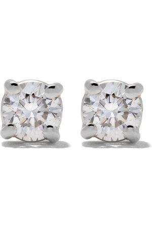 WOUTERS & HENDRIX 18kt Goldohrstecker mit Diamanten