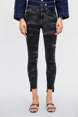 Zara Jeans z1975 skinny tie dye
