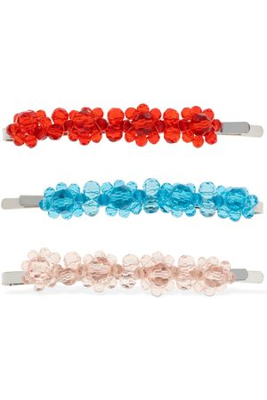 VALET STUDIO Set Of 3 Naomi Hair Clips