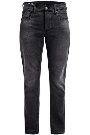 G-Star Jeans 3301 Tapered Fit grau