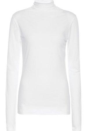 Velvet Damen T-Shirts, Polos & Longsleeves - Rollkragentop Talisia aus Baumwolle