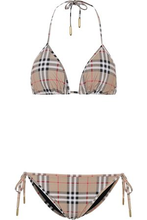 Burberry Damen Bikinis - Triangel-Bikini