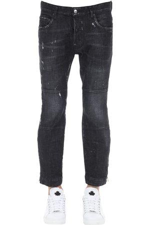"Dsquared2 15cm Jeans Aus Baumwolldenim ""ski-biker"""