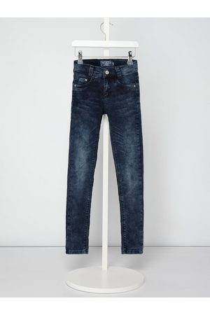 Blue Effect Stone Washed Slim Fit