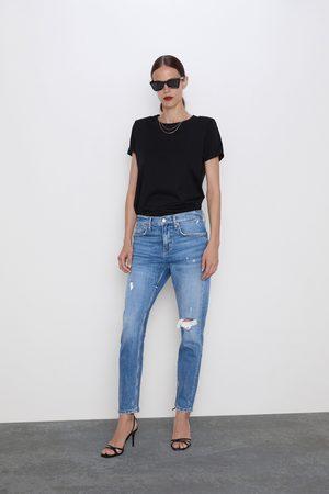 Zara Boyfriend-jeans zw premium im slim-fit