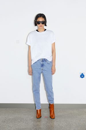 Zara Jeans z1975 mom-fit