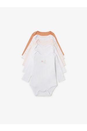 Zara 5er-pack bodys mit print