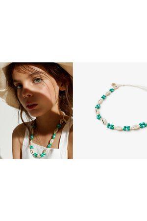 Zara Halskette mit muscheln