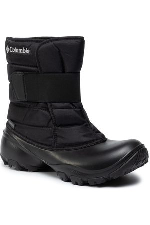 Columbia Schneeschuhe - Youth Rope Tow Kruser 2 BY1203 Black/ Grey 010