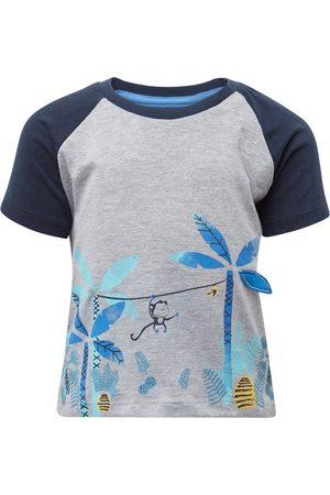 TOM TAILOR Baby Raglan T-Shirt, , mehrfarbig, Gr.50/56