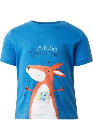 TOM TAILOR Baby T-Shirt mit Print, , unifarben mit Print, Gr.62