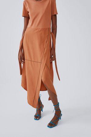 Zara Midi Kleider Fur Damen Online Kaufen Fashiola De