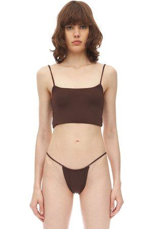 AEXAE Bikini-oberteil Aus Lycra