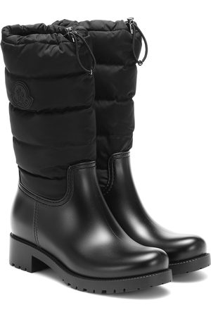 Moncler Gesteppte Ankle Boots Ginette