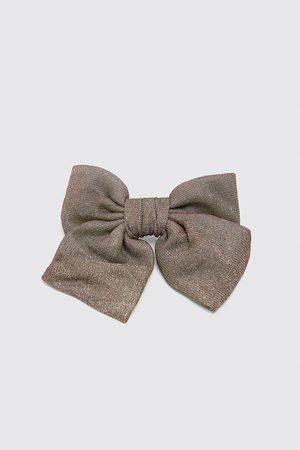 Zara Haarspange mit glitzerschleife