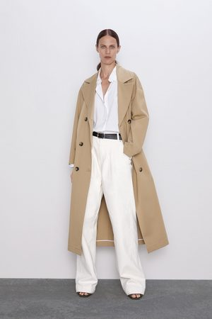 6a24929345 Jeans zw premium worker palazzo white