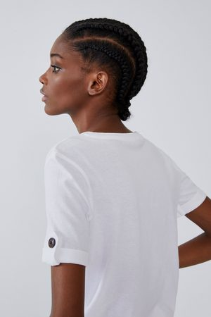 Zara Shirt mit knopf
