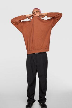 Zara Oversize-sweatshirt – essence