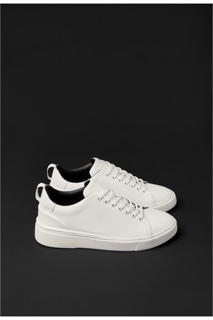 Zara Unifarbener sneaker - light