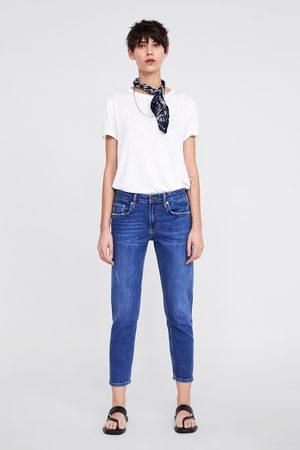 Zara Slim-boyfriend-jeans zw premium in california blue