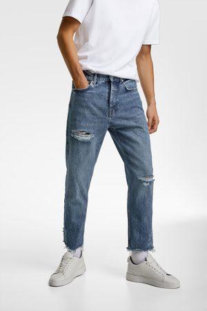 Zara Jeans mit rissen – essentials