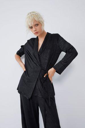 Zara Damen Hosen & Jeans - Fliessende hose