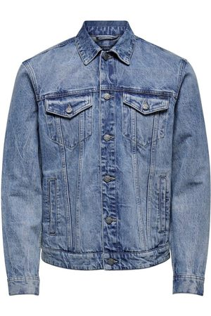 Only & Sons LEICHTE JEANSJACKE