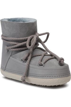 INUIKII Damen Winterstiefel - Boot 70101-7 Classic Light Grey