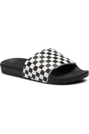 Vans Pantoletten - Slide-On VN0004KIIP91 (Checkerboard) White