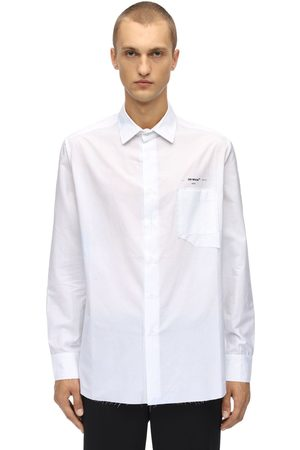 OFF-WHITE Striped Classic Cotton Shirt