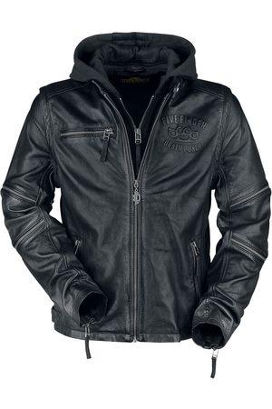 Five Finger Death Punch EMP Signature Collection Leder-Jacke