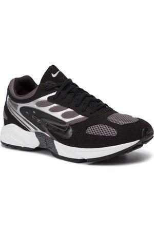 Nike Herren Halbschuhe - Schuhe - Air Ghost Racer AT5410 002 Black/Black/Dark Grey/White