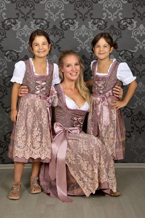 Edelnice Kinder Dirndl Madeleine