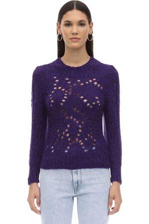Isabel Marant Sineady Alpaca Blend Knit Sweater