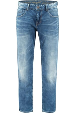 PME Legend Herren Jeans ´´Nightflight Stretch Slub Denim´´ Slim Fit Regular Waist