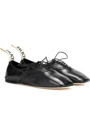 Loewe Damen Schnürschuhe - Schnürschuhe aus Leder